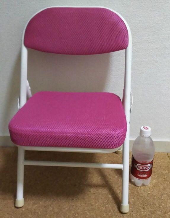 変型性股関節症を患いパイプ椅子を使用していたお客さま