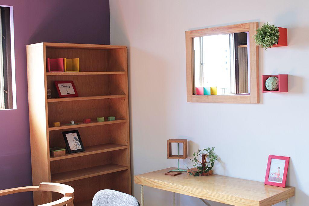 設計事務所さまや工務店さまにもご依頼いただくことの多い壁掛けミラー<br /> 「WFM」