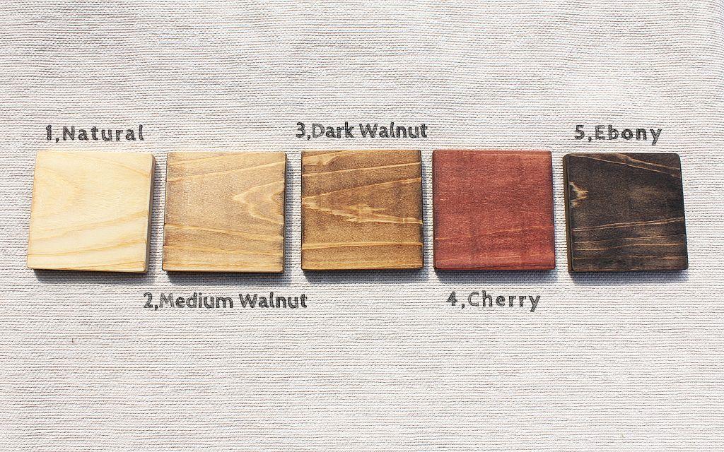 全5色のオイルから仕上がりを選べる「WFM」