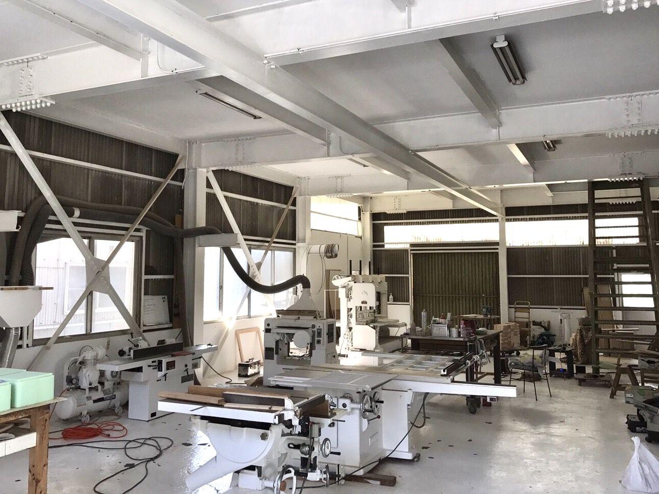 淡路島にあるルーツファクトリー工房オニオンベース