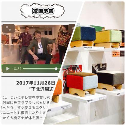 モヤモヤさまぁ~ず2にルーツファクトリー東京店が出ます