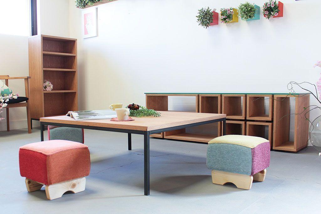 ルーツファクトリーの家具