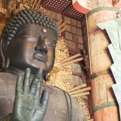 奈良といえば東大寺の大仏