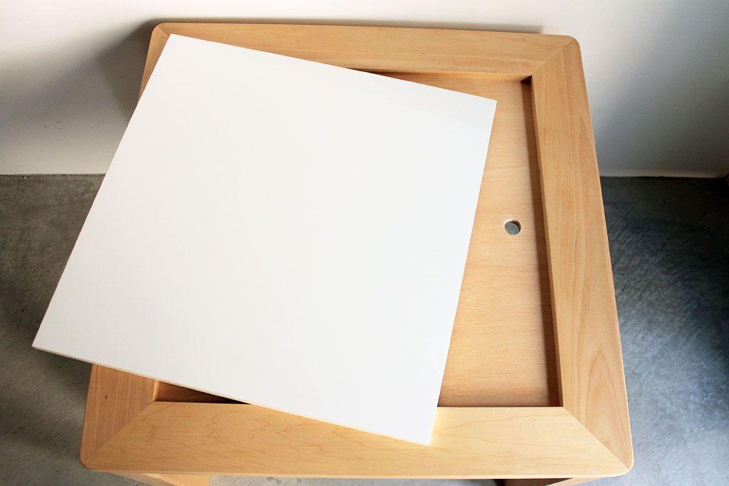 天板を替えることのできる『JYU-NI TABLE S60』
