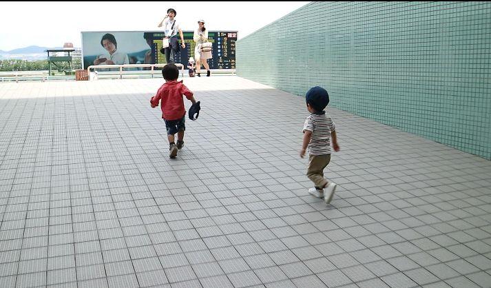 子連れで阪神競馬場に行ってみた