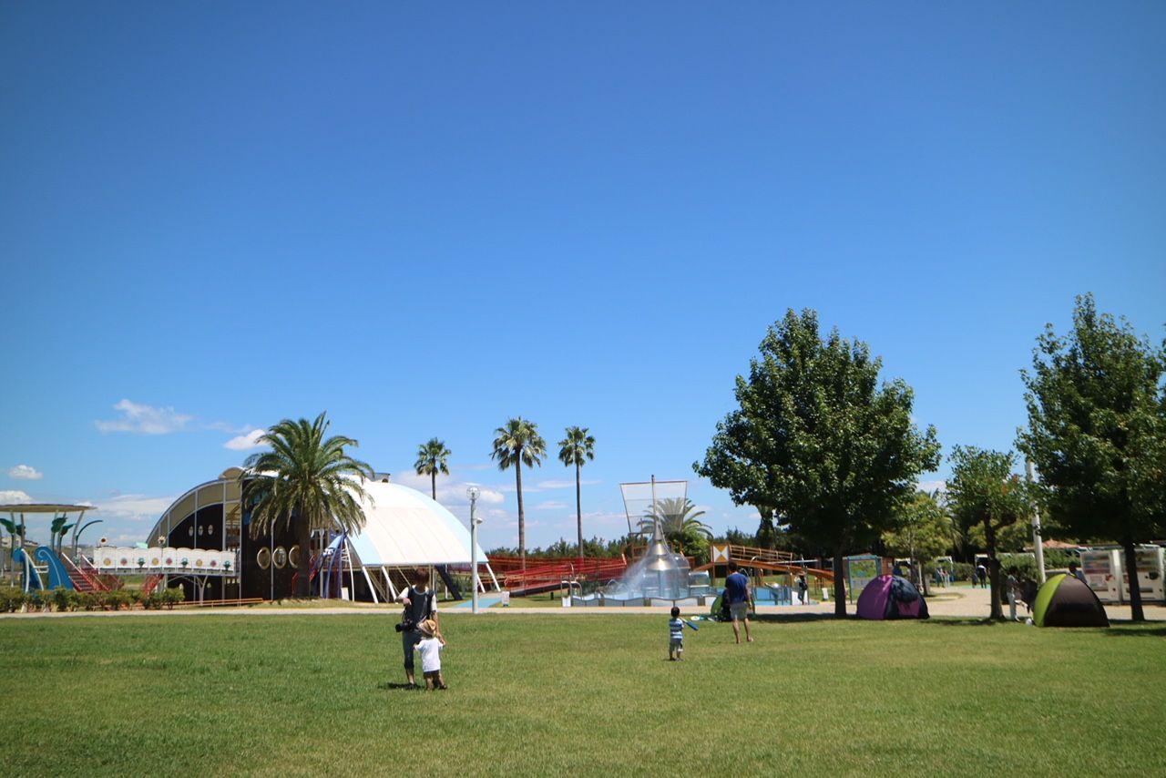 明石海峡公園で子どもも大満足!