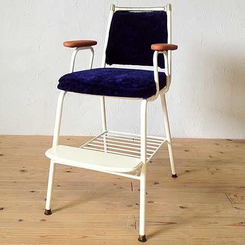ベビーチェアからリメイクしたお子様専用椅子