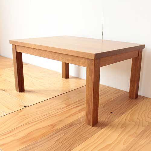 学習机からシンプルな座卓へリメイク
