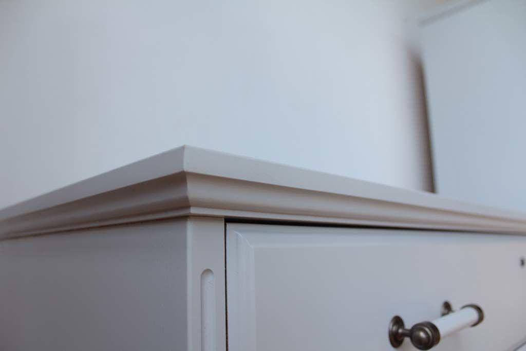 婚礼家具洋服箪笥の引き出しチェスト天板は新規製作