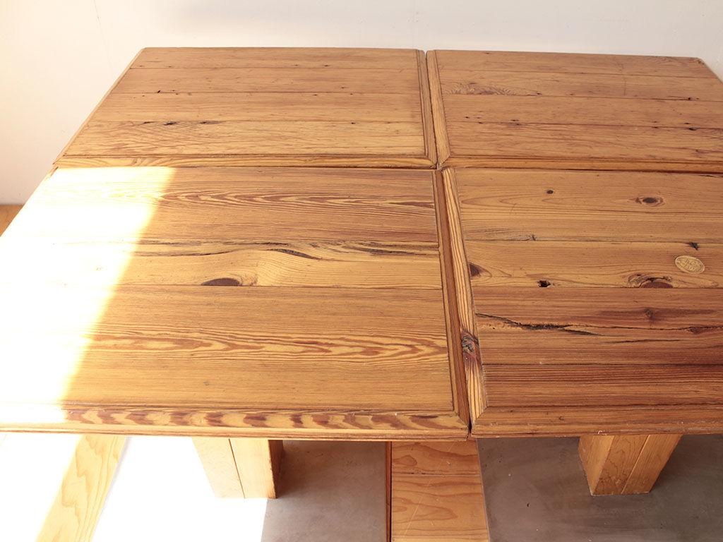 高さを10cmリサイズさせていただいたカフェテーブル