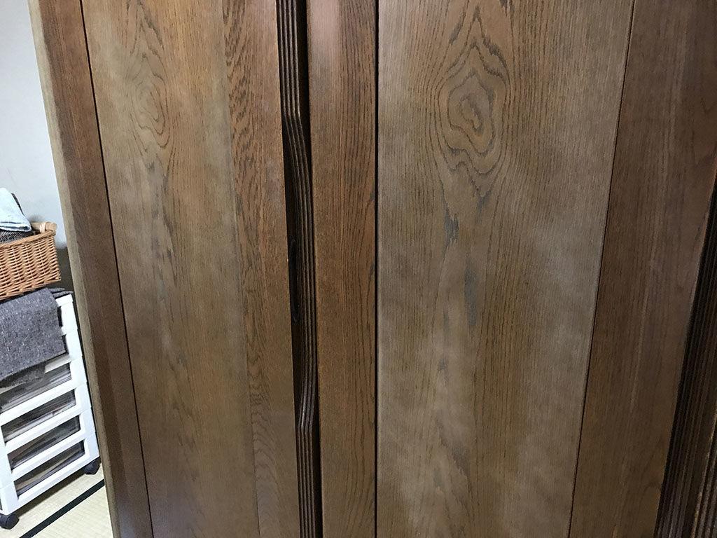婚礼タンスの扉