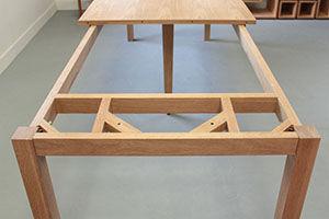 オーダーメイドの伸縮式テーブルについて アイキャッチ