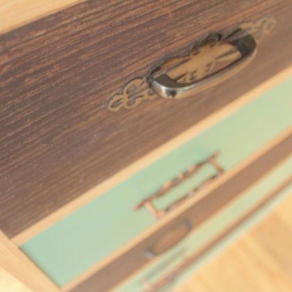 桐タンスの魅力がリメイクによって新たな形で発揮される