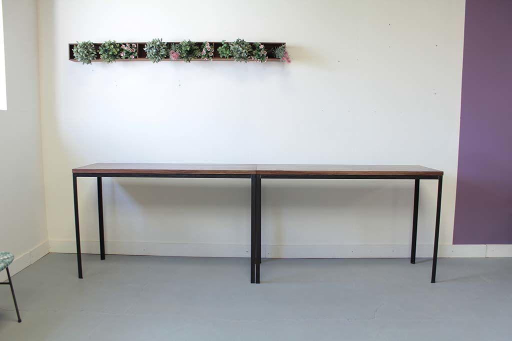 無垢ウォールナット材ダイニングテーブル