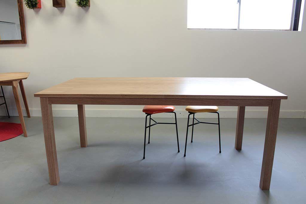 大きな伸縮式ダイニングテーブル