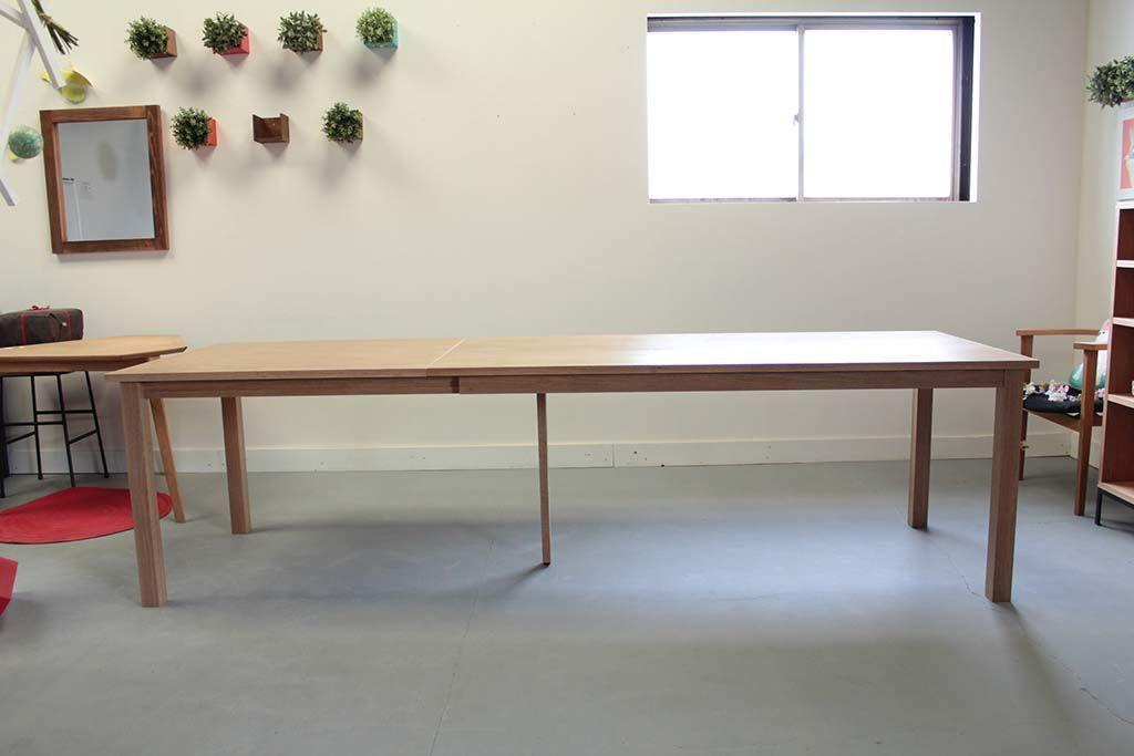 伸縮テーブル幅2800に広げた時