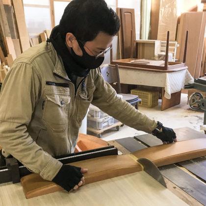 2021年は淡路島工房からどのような家具が生まれるのか