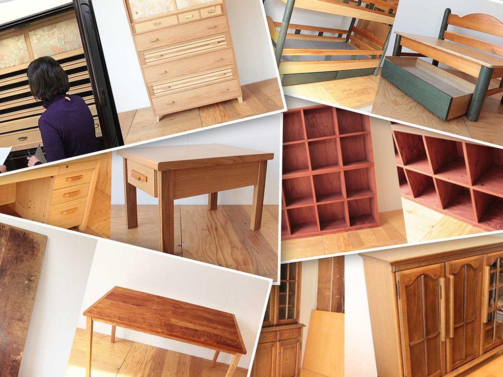 ルーツファクトリーの2020年家具納品事例は100事例以上