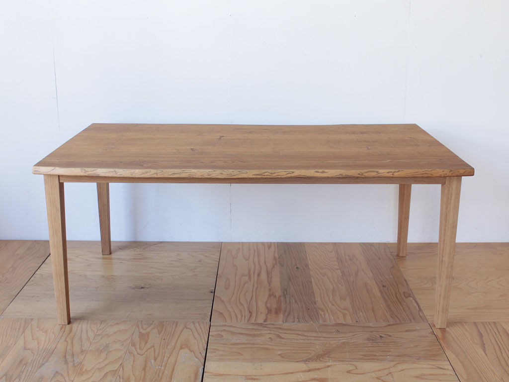 和モダンなダイニングテーブルをモダンにリメイク