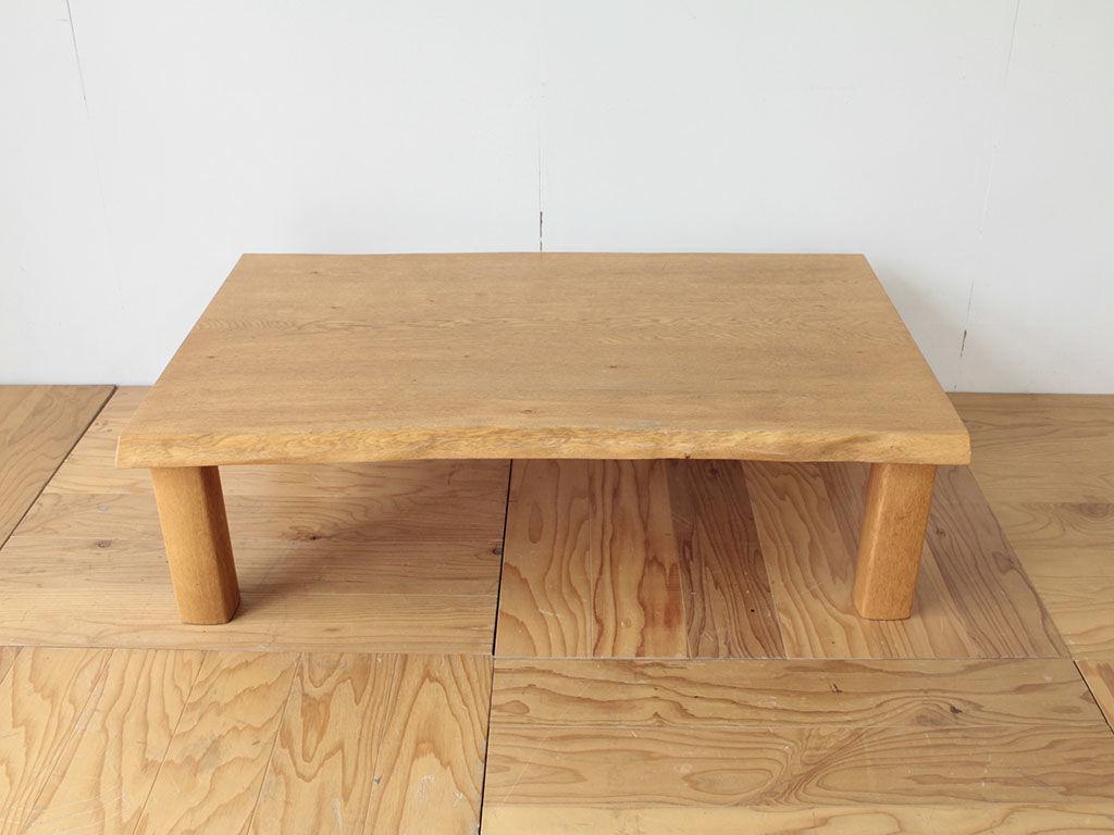 脚を付け替えてダイニングテーブルにリメイクしたいとご相談いただいた座卓