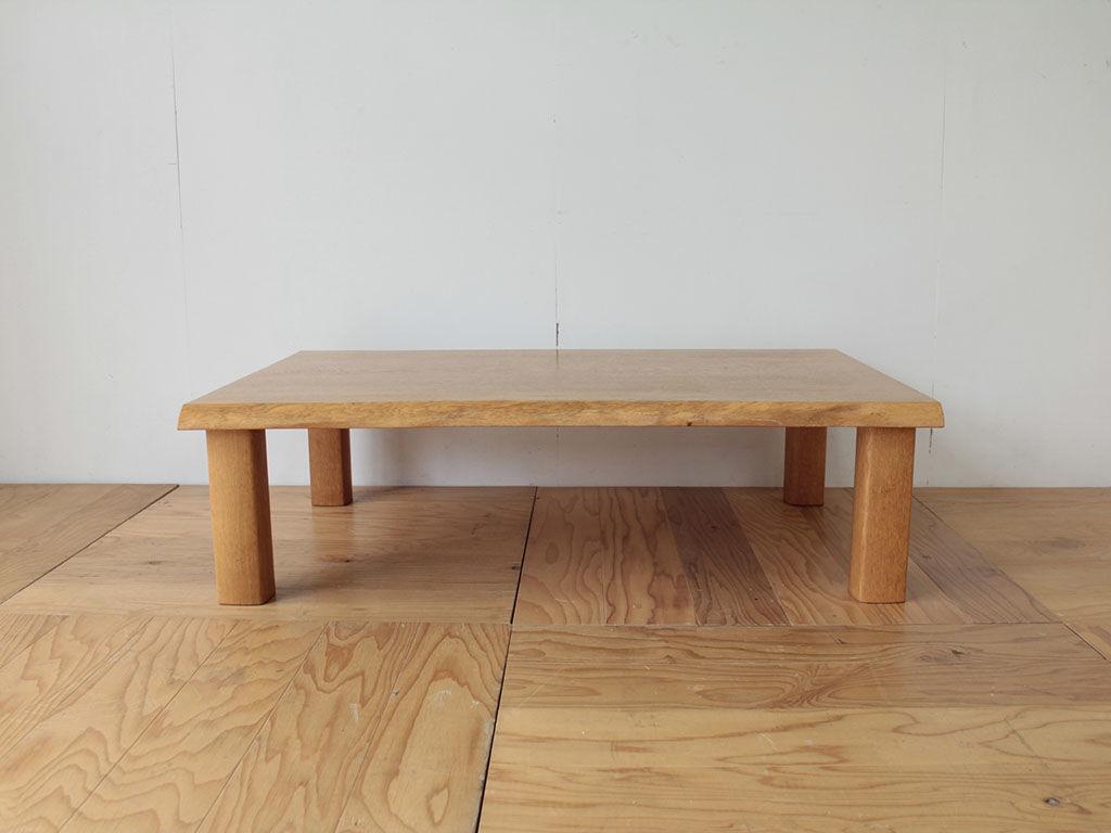 在宅ワークが増えて腰を痛めてしまうからと高さ変更のリメイクをご依頼いただいた座卓