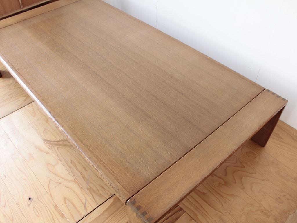 高さ変更と塗装直しリメイクをする前の座卓