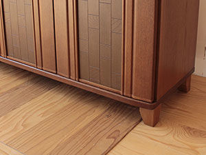 箱物家具選びに重要な脚のサイズ アイキャッチ