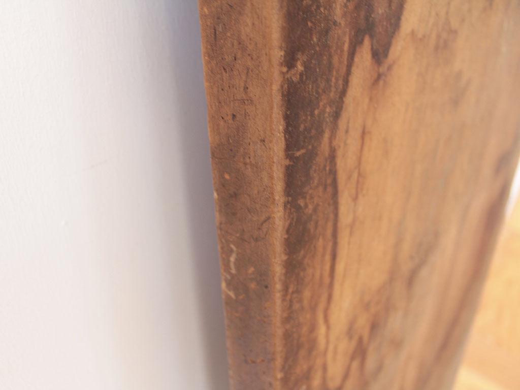 無垢材ならではの反りや歪みが出ていた洋裁用作業板をリメイク