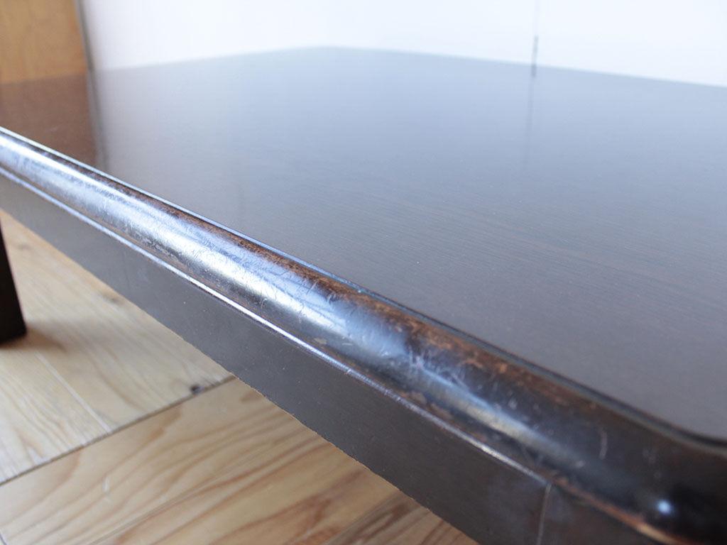 リビングテーブルへのリメイクをご依頼いただいたこたつテーブルの天板
