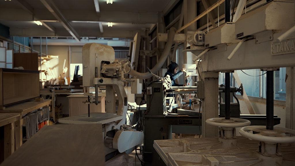淡路島工房オニオンベースで働くルーツファクトリースタッフ