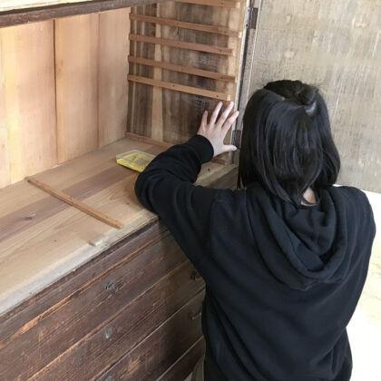 丹精込めて作るオーダー家具