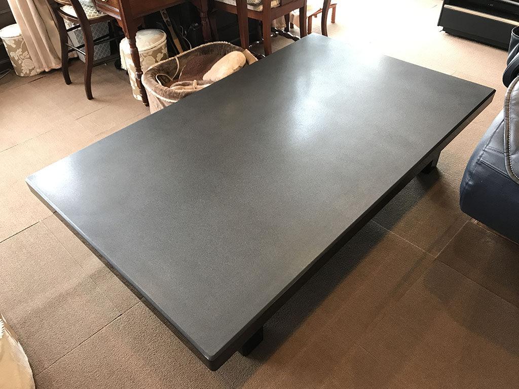 ソファテーブルへのリメイクをご依頼いただいた座卓