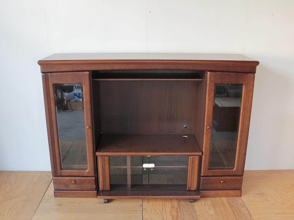 コンパクトにリメイクしたいとご相談いただいたテレビボード