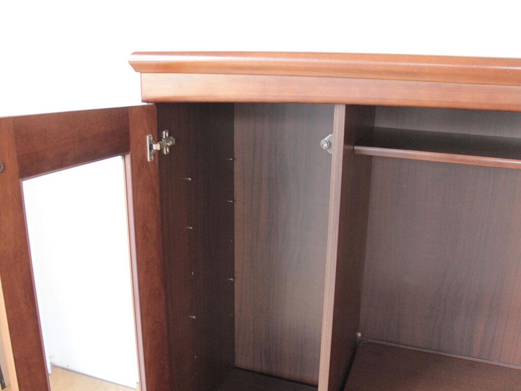 リメイクのご相談をいただいた飾り棚付きテレビボード