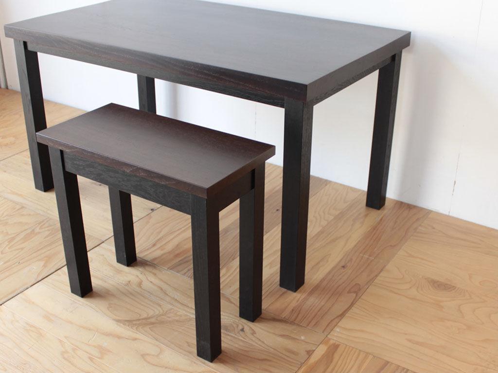 家具選びの目安となるテーブルと椅子の差尺