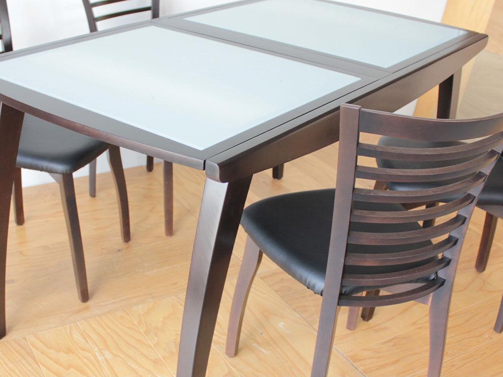 テーブル天板と椅子座面の高さの差「差尺」
