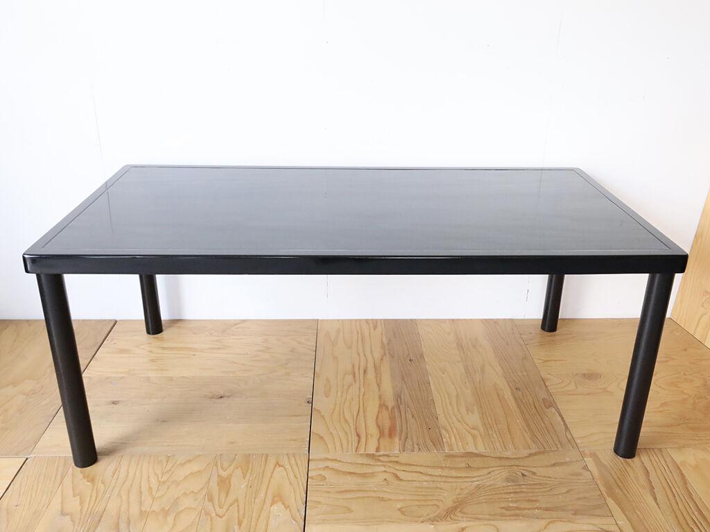 料亭で使われていた座卓をご自宅用ダイニングテーブルにリメイク
