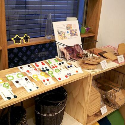 東京店シモキタベースで展開中の雑貨