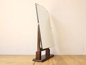 鏡台の鏡を卓上ミラーにリメイク アイキャッチ