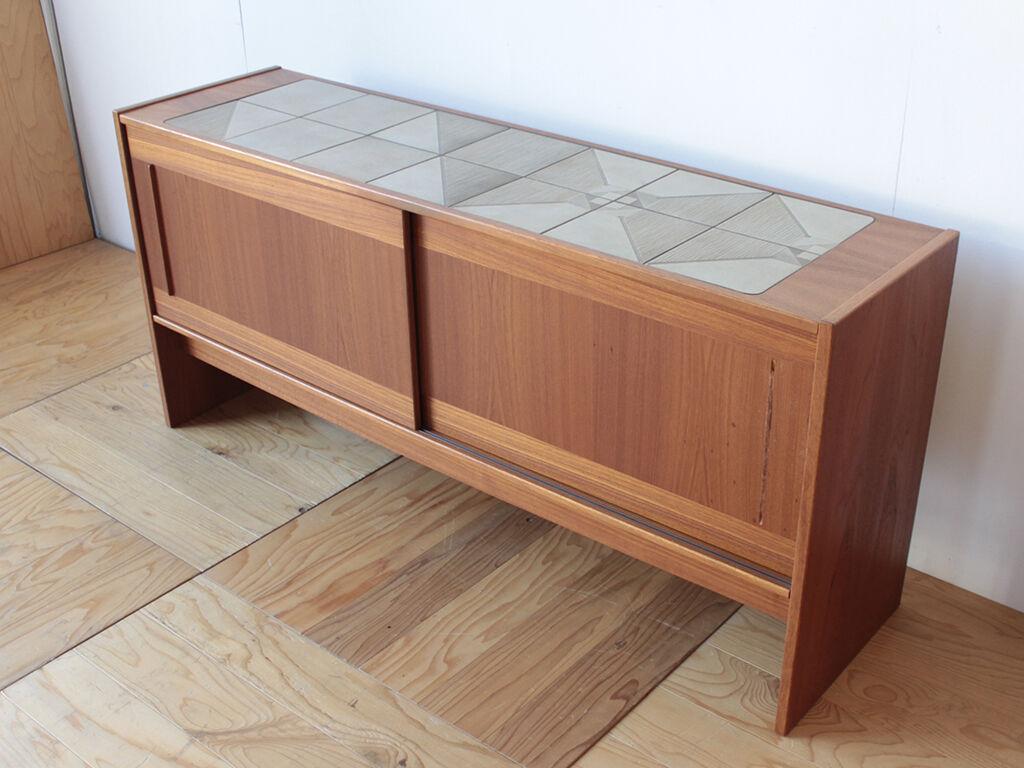 高さリサイズのご依頼をいただいたデンマーク製のリビングボード