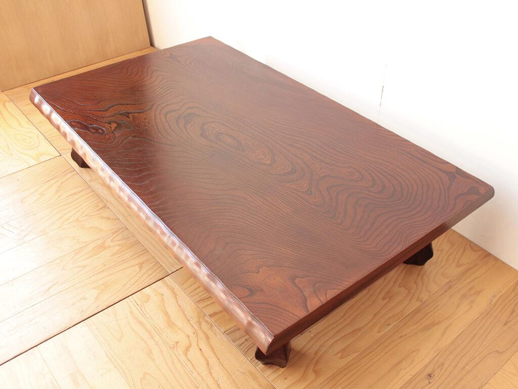天板サイズをD900からD650にリサイズする座卓