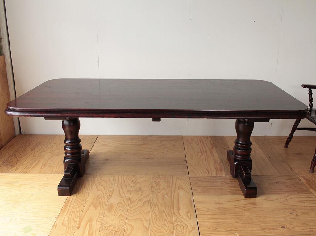 高さをH710からH620にしたいとご相談いただいたダイニングテーブル