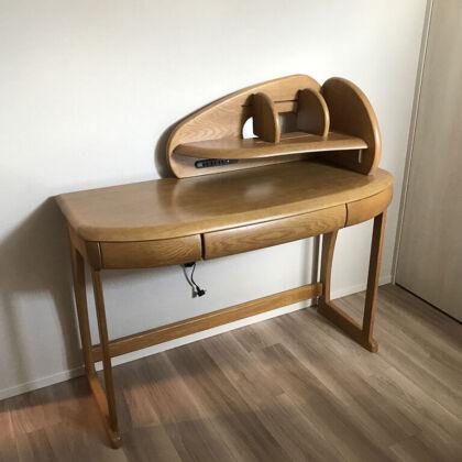 お客様宅に納品したリメイク学習机